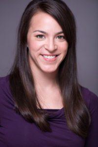 Intimacy Director, Siobhan Richardson